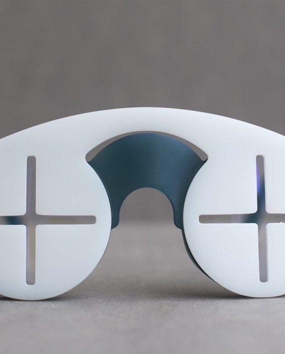 Goggle clip on